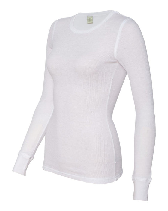 5106-Women's Long Sleeve Thermal