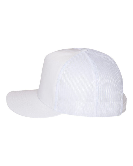6006 - Five-Panel Classic Trucker Cap