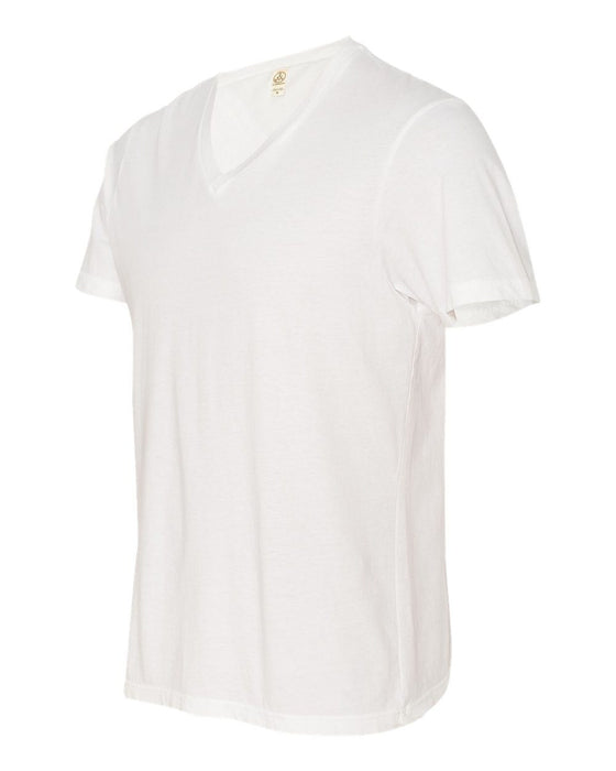 1032-Basic V-Neck T-Shirt