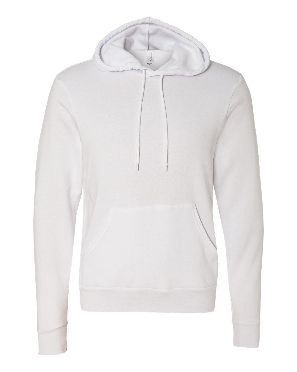 3719 - Unisex Hooded Pullover Sweatshirt