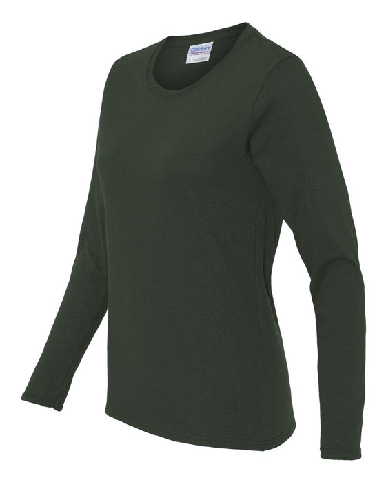 5400L - Heavy Cotton Women's Long Sleeve T-Shirt