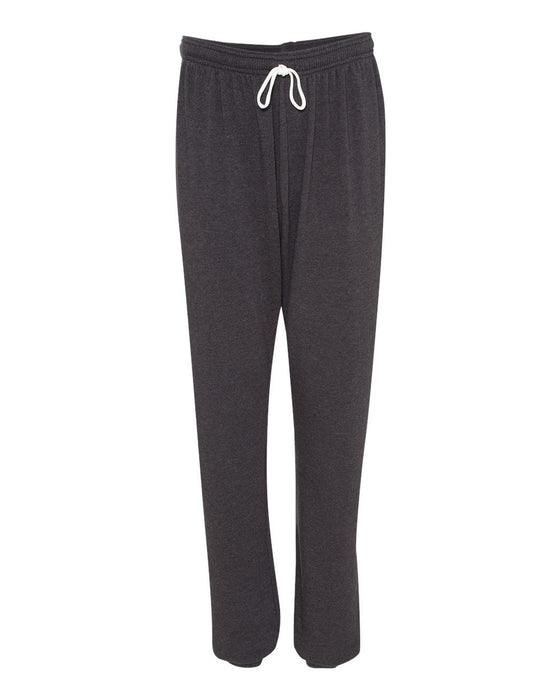 3737 - Unisex Long Scrunch Fleece Pant