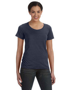 391A - Anvil Ladies' Ringspun Sheer Featherweight T-Shirt