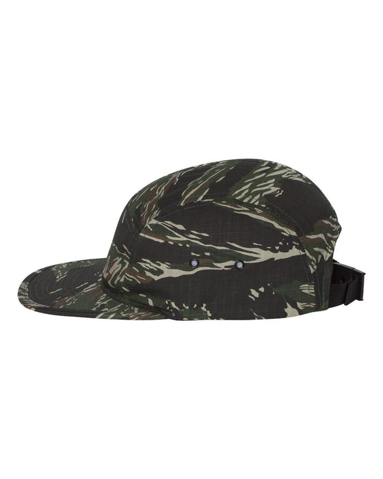 7005 - Jockey Flat Bill Cap