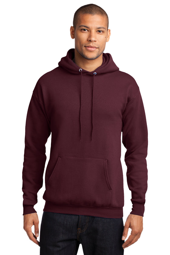 PC78H  Core Fleece Pullover Hooded Sweatshirt