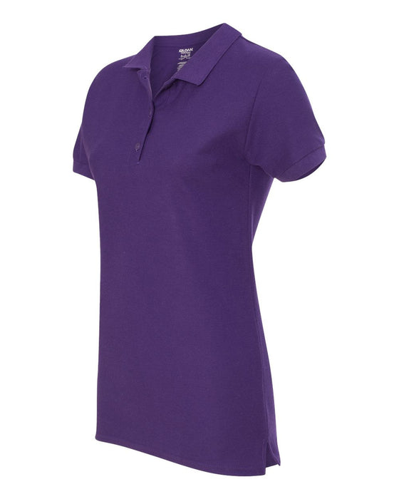 82800L- Premium Cotton Women's Double Pique Sport Shirt