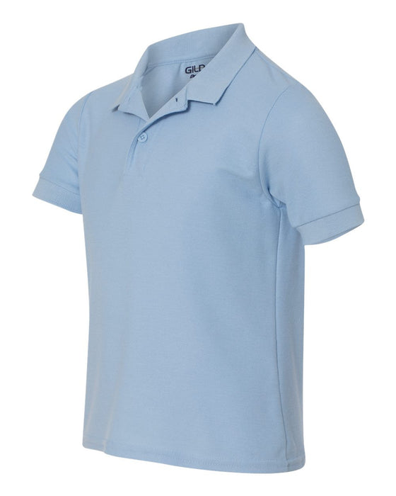 72800B- DryBlend Youth Double Pique Sport Shirt