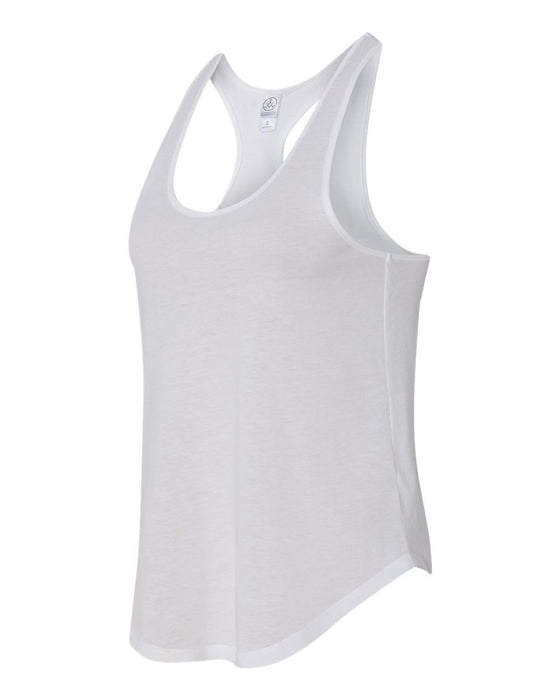 4031-Women's Shirttail Tank Top