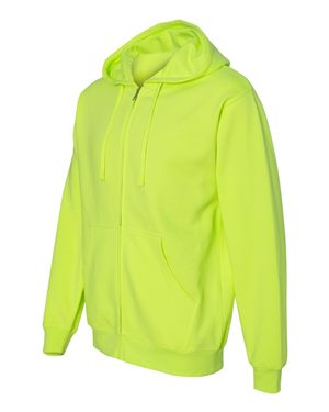 Independent Trading Co. - Midweight Hooded Full-Zip Sweatshirt - SS4500Z
