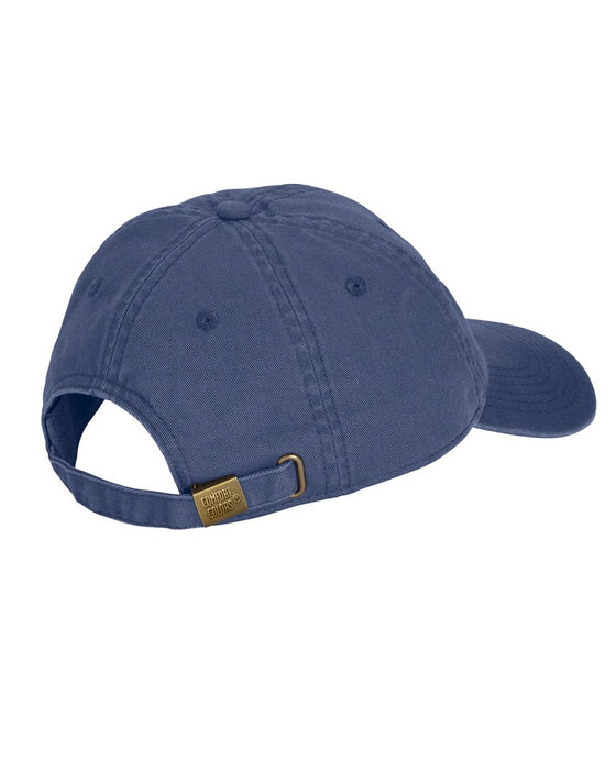 CC103 - Direct Dyed Canvas Baseball Hat