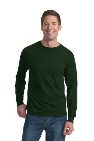 4930 - 100% Cotton Long Sleeve T-Shirt