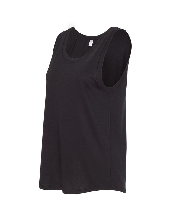 2830- Women's Cotton Modal Muscle T-Shirt