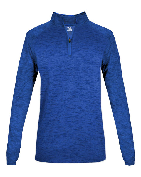 4173 - Tonal Blend Women's Quarter Zip