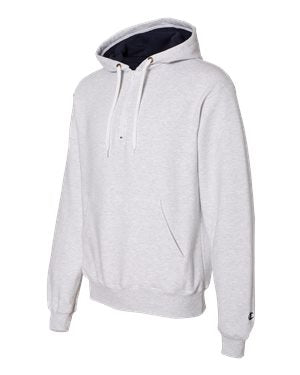 S185 Champion Cotton Max 9.7 oz. Quarter-Zip Hood