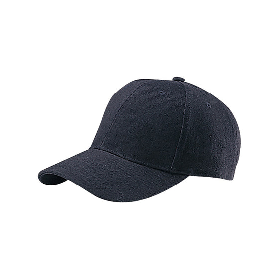 7612B-Low Profile (Str) Heavy Brushed Cotton Twill Cap