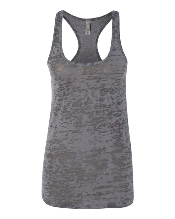 6533 - Women's Burnout Racerback Tank