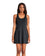 6734 - Next Level Ladies' Triblend Racerback Tank Dress