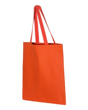 Q-Tees - Canvas Promotional Tote - Q800