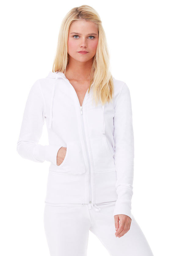 7207 - Ladies' French Terry Stretch Lounge Jacket