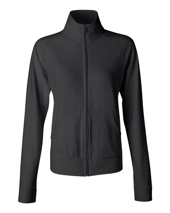 807 - Women's Cotton Spandex Cadet Jacket