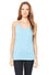 8111 - Ladies' Sheer Jersey Scoopneck Tank Top