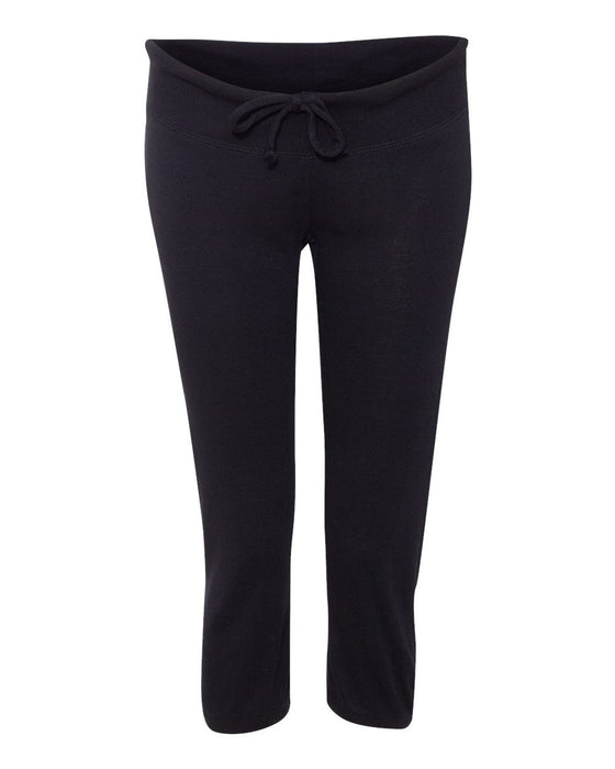 816 - Women's Capri Scrunch Pant