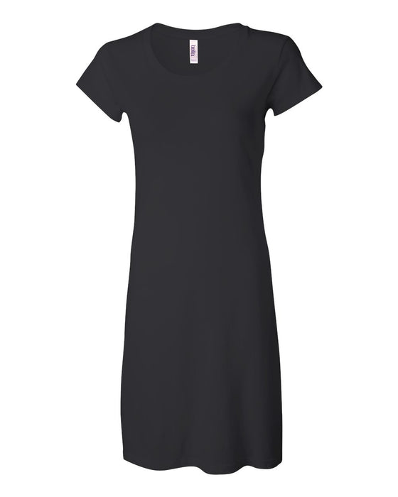 8412 - Ladies' Vintage Jersey T-Shirt Dress