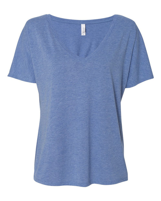 BC8815 - Women's Slouchy V-neck Tee