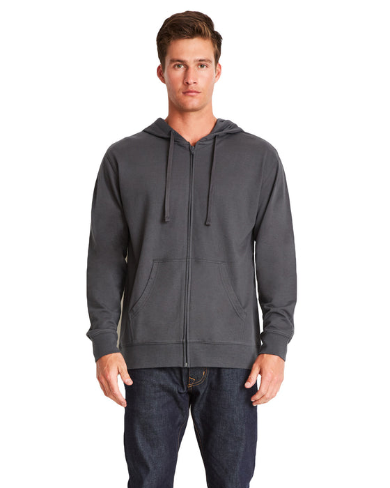 9601 - Next Level Adult French Terry Zip Hoody