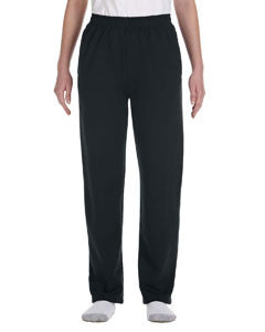 974Y - Jerzees Youth 8 oz. NuBlend® Open-Bottom Fleece Sweatpants