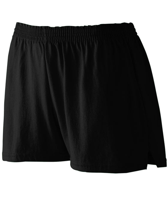 987 Ladies' Trim Fit Jersery Short