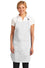 A703 - Easy Care Full-Length Apron with Stain Release
