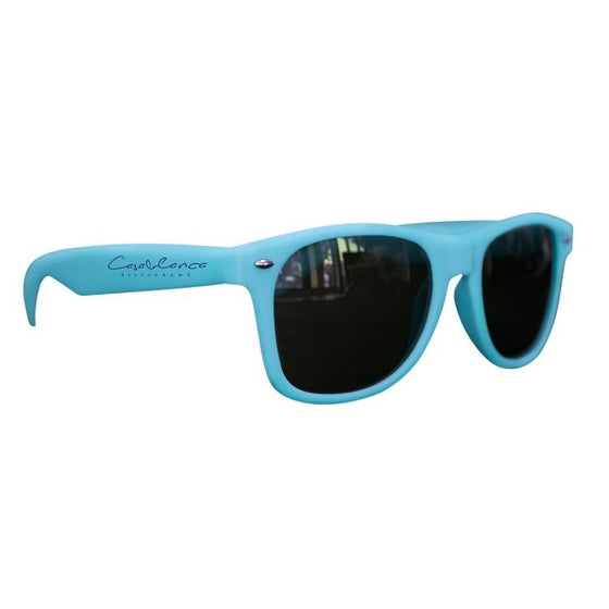 TTSG309 Matte Soft Touch Miami Sunglasses