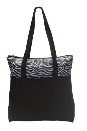 BG407 - Zip-Top Convention Tote