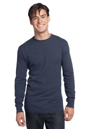 DT118 - Young Mens Long Sleeve Thermal