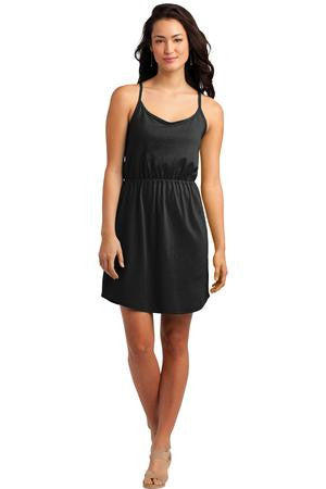 DT223 - Juniors Strappy Dress
