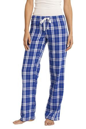 DT2800 - Juniors Flannel Plaid Pant