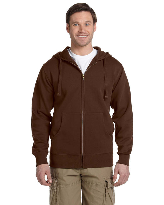 EC5650 - econscious Men's 9 oz. Organic/Recycled Full-Zip Hood