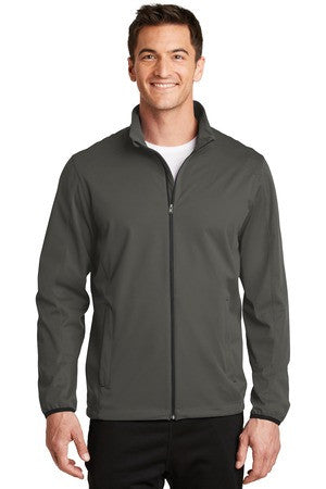 J717 - Active Soft Shell Jacket
