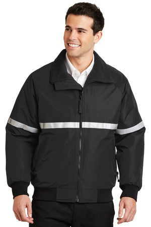 J754R - Challenger™ Jacket with Reflective Taping