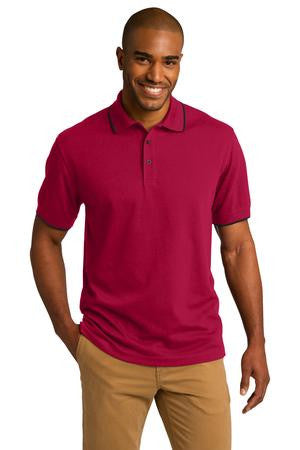 K454 - Rapid Dry™ Tipped Polo
