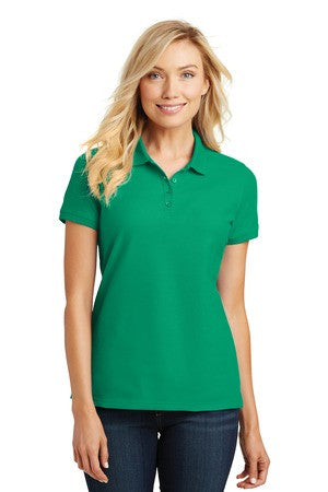 L100 - Ladies Core Classic Pique Polo
