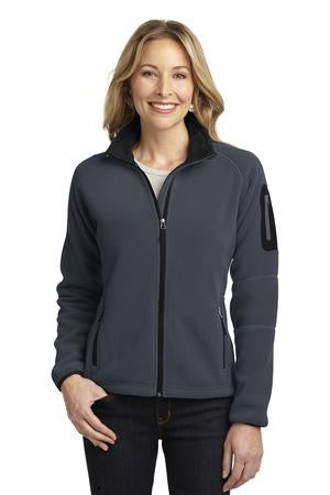 L229 - Ladies Enhanced Value Fleece Full-Zip Jacket