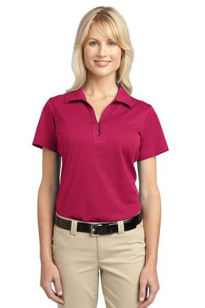 L527 - Ladies Tech Pique Polo