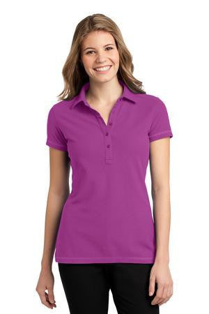 L559 - Ladies Modern Stain-Resistant Polo