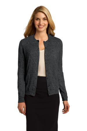 LSW287 - Ladies Cardigan Sweater