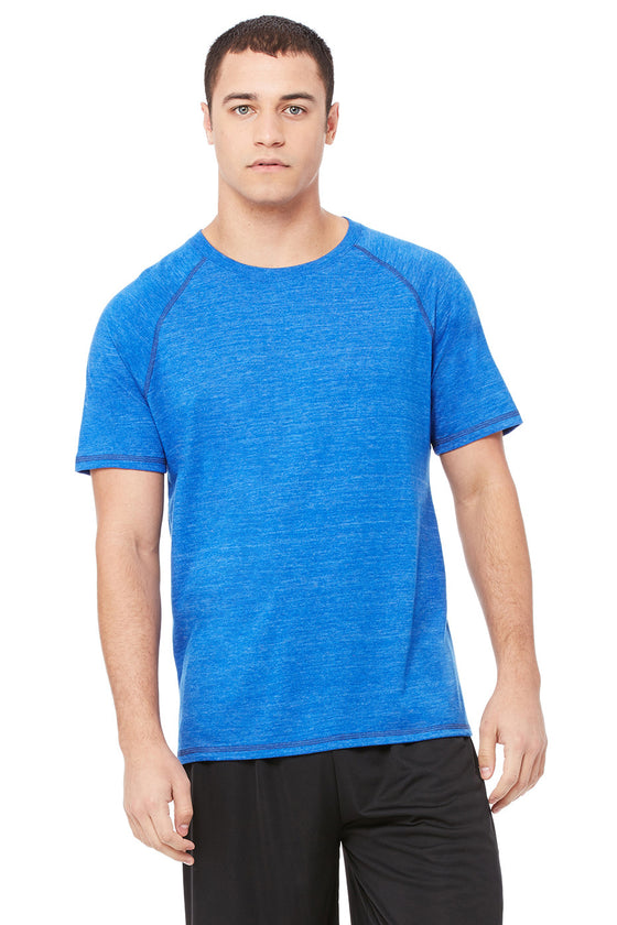 M1101 - Men's Performance Triblend Short Sleeve Tee