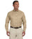 M500 - Harriton Men's Easy Blend™ Long-Sleeve Twill Shirt with Stain-Release
