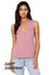 8808 - BC Women's Flowy Cut-Neck Tank