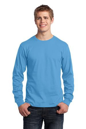 PC54LS - Long Sleeve Core Cotton Tee
